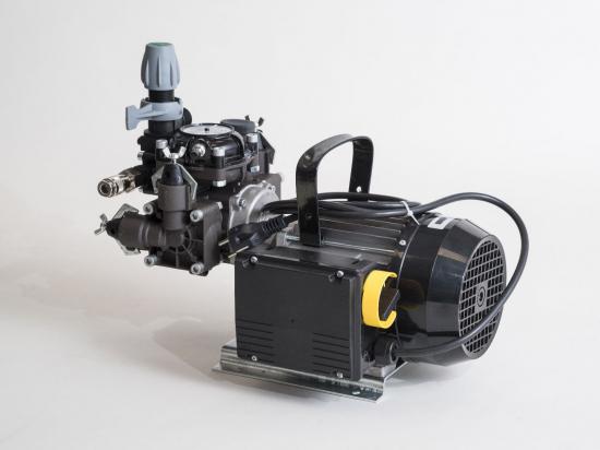 Motopompe électrique de pulvérisation
