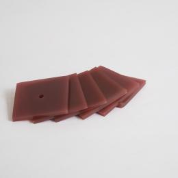 Set of blades for Nova II mixer -